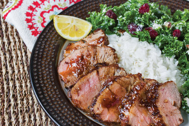 Island Pork Tenderloin